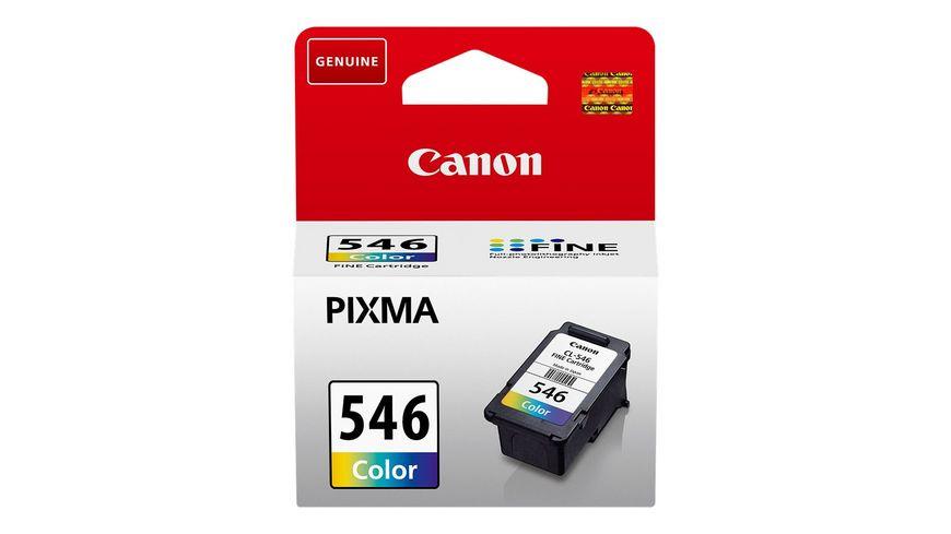 Canon Druckerpatrone CL 546 Multikpack