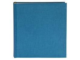 goldbuch Fotoalbum Summertime hellblau 30x31 cm