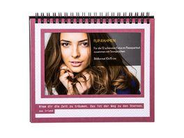 goldbuch Tischaufsteller Graphic Vitality fuer 12 Fotos 10x15 cm