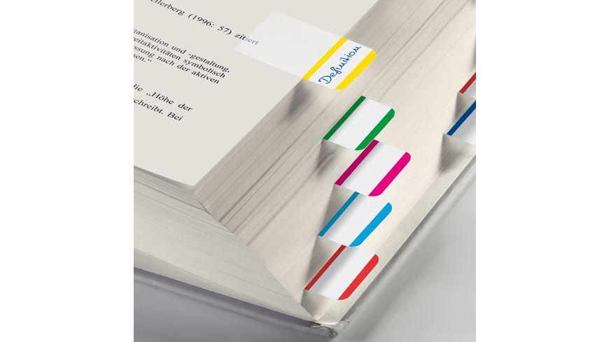 sigel Tabmarker extra stark Neonfarben 60Blatt
