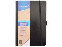 Paperzone Notizbuch A5 liniert