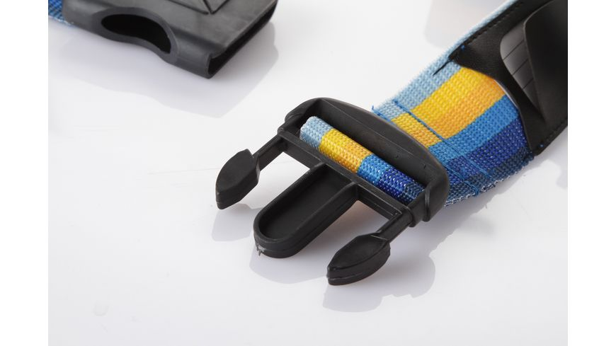 TravelBlue Koffergurt breit