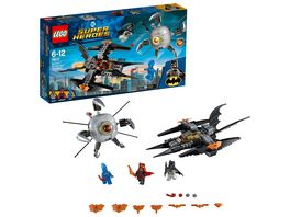 LEGO DC Comics Super Heroes 76111 Batman Brother Eye Gefangennahme