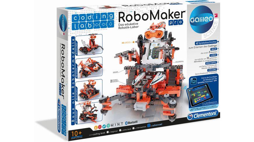 Clementoni Galileo RoboMaker