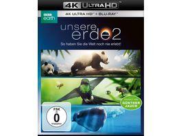 Unsere Erde 2 4K Ultra HD Blu ray 2D