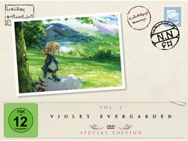 Violet Evergarden St 1 Vol 2