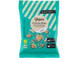 BIO Veganz Granola Bites Coconut Almond 50g