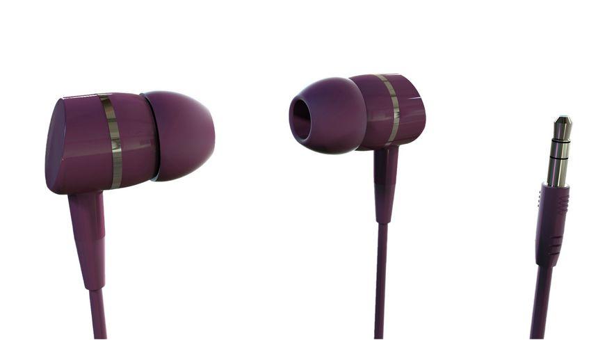 VIVANCO SOLIDSOUND BERRY OHRHOERER IN EAR