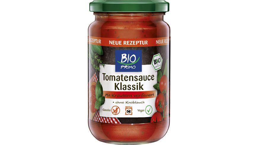 BIO PRIMO Bio Tomatensauce Klassik