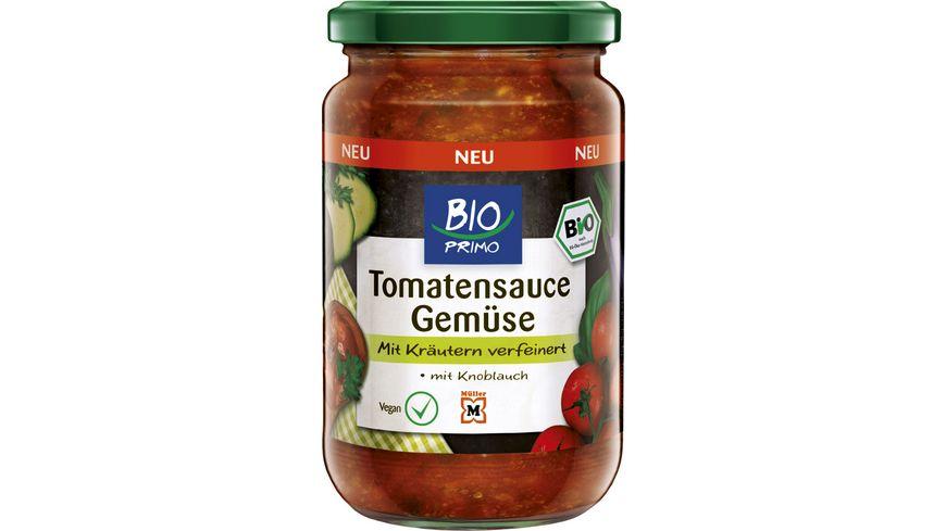 BIO PRIMO Bio Tomatensauce Gemuese