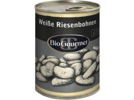 BioGourmet Weisse Riesenbohnen
