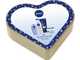 NIVEA Herz Pflegebox Geschenkset