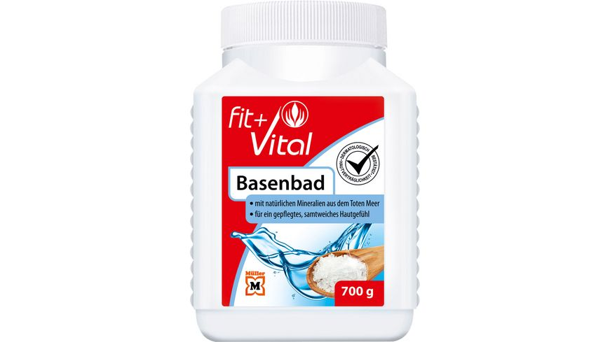 Fit + Vital Basenbad