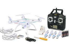 Carson X4 Quadcopter 360 FPV WIFI 100 RTF