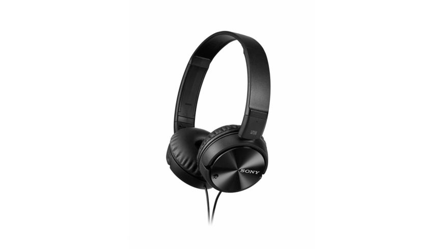 Sony MDRZX110NA Schwarz LifeStyle Kopfhoehrer Noise Cancelling