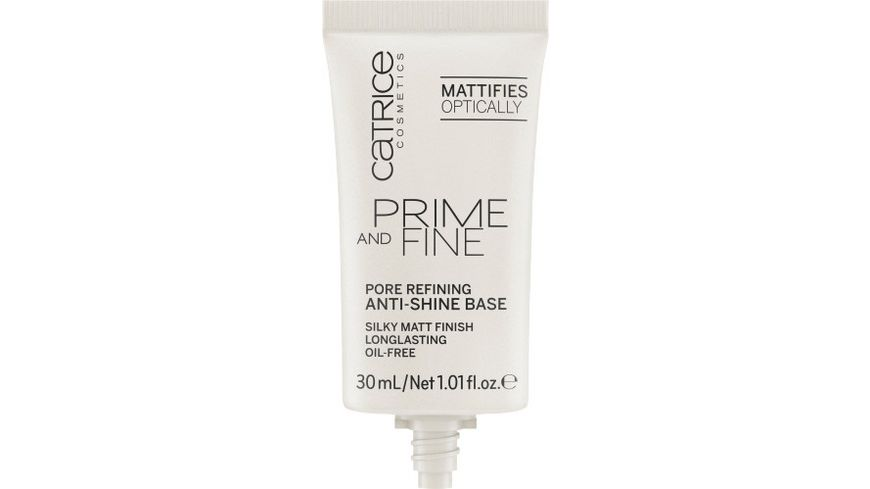 Catrice Prime And Fine Pore Refining Anti Shine Base