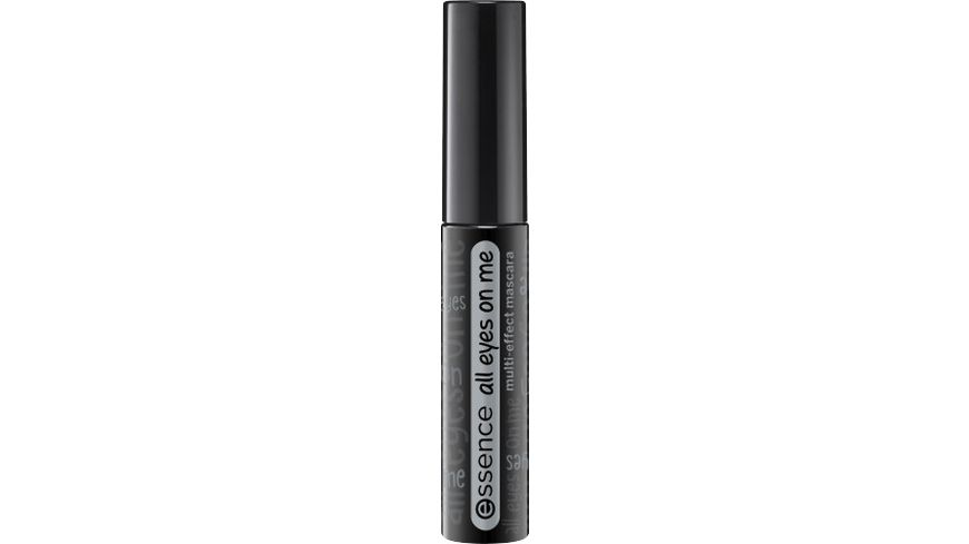essence all eyes on me multi effect mascara
