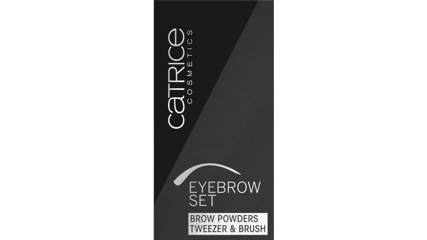 Catrice Eye Brow Set