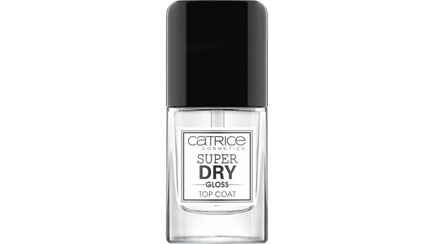 Catrice Super Dry Gloss Top Coat