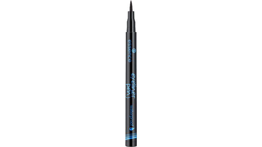 essence eyeliner pen waterproof 01 waterproof