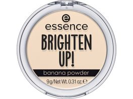 essence brighten up banana powder