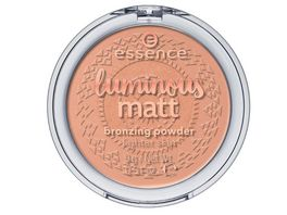 essence luminous matt bronzing powder