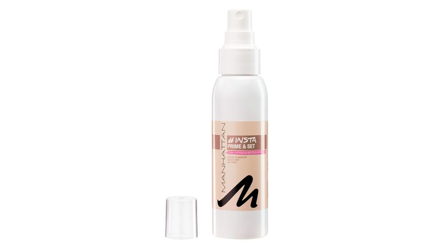 MANHATTAN COSMETICS Insta Prime Set Spray