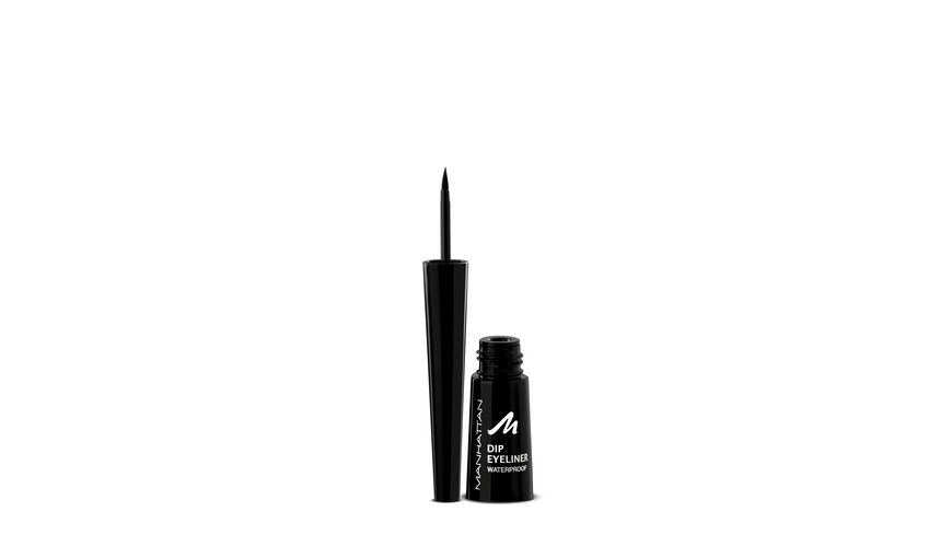 MANHATTAN COSMETICS Dip Eyeliner Waterproof