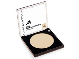 MANHATTAN COSMETICS Soft Compact Powder