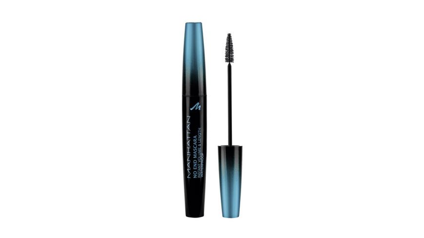 MANHATTAN COSMETICS No End Mascara Waterproof