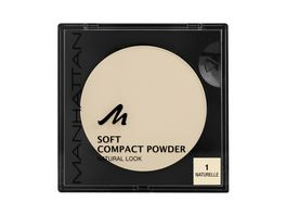 MANHATTAN COSMETICS Soft Compact Powder