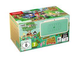 Nintendo New 2DS XL Konsole Animal Crossing