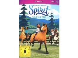 Spirit Wild und Frei Staffel 1 Vol 1