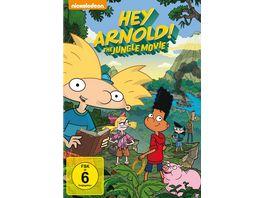 Hey Arnold Der Dschungelfilm