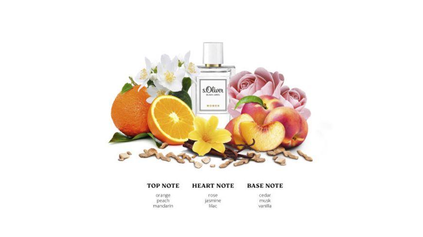 s Oliver Black Label Eau de Toilette Natural Spray