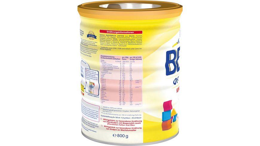 Nestle BEBA OPTIPRO Kindermilch ab dem 1 Geburtstag 800 g