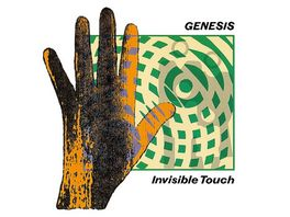 Invisible Touch 2018 Reissue Vinyl