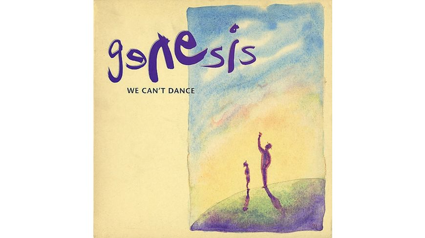 We Can t Dance 2018 Reissue Vinyl