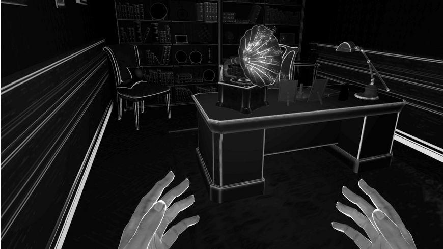 Blind PlayStation VR