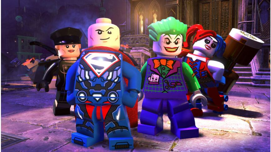 LEGO DC Super Villians