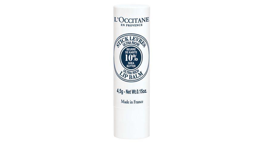 L OCCITANE EN PROVENCE Karite Lippenpflegestift