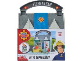 Simba Feuerwehrmann Sam Dilys Supermarkt