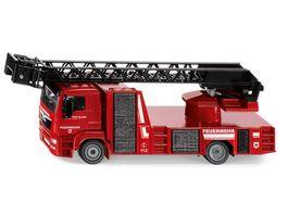 SIKU 2114 Super MAN Feuerwehr Drehleiter