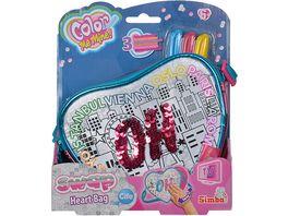Simba Color me mine Swap Heart Bag Tasche Herz