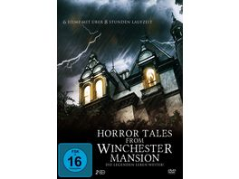 Horror Tales from Winchester Mansion 2 DVDs