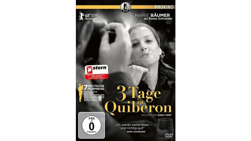 3 Tage in Quiberon Erstauflage als limitierte Special Edition 2 DVDs