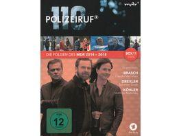 Polizeiruf 110 MDR Box 11 3 DVDs