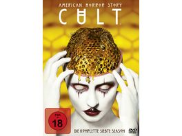 American Horror Story Season 7 Cult 3 DVDs