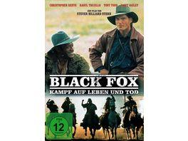 Black Fox Kampf auf Leben und Tod Limited Edition