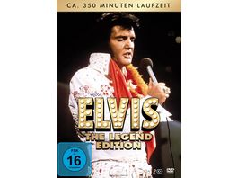 Elvis The Legend Edition 2 DVDs